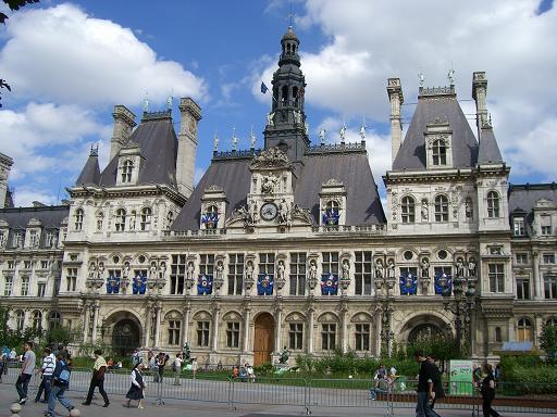 パリ県庁舎