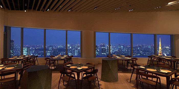 六本木ヒルズ森タワー最上階で新...