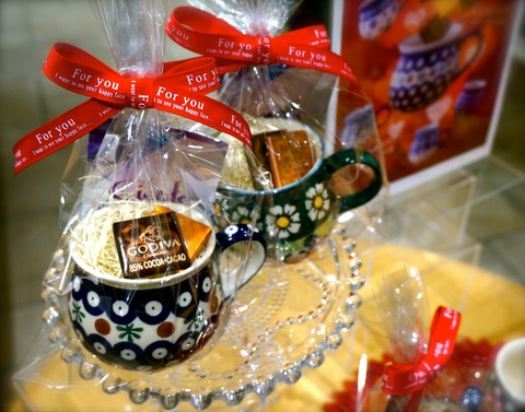 シェプロ-ポーランド食器-チョコレート