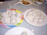 天津蟹餃子