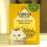YARRAH <br> Organic Cat Food <br> With Chicken