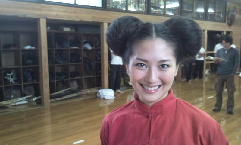 中華少女?