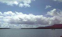 西表島 上原港より