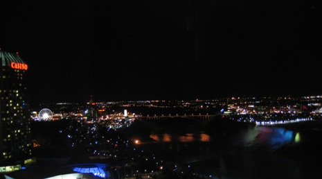 ナイアガラ夜景3
