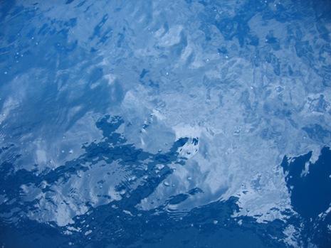 01-0531 カプリ島青い海水2