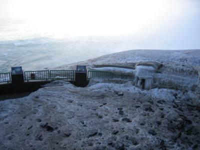ナイアガラ滝の裏2