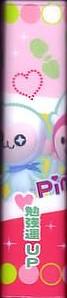 ピンキーモンキーの鉛筆キャップ(ピンク2)