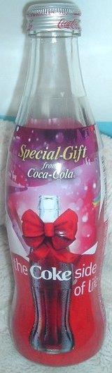 コカ・コーラ(Special Giftボトル)