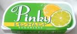 ピンキー レモンライムミント