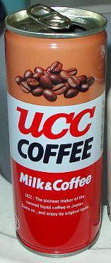 UCCミルク&コーヒー