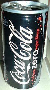 コカ・コーラ ゼロ(200mlお試し缶)