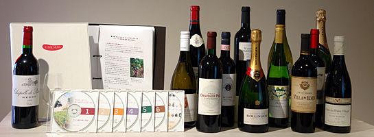 ホームワインスクール(ワインの通信講座)がご奉仕価格で今とても人気です!