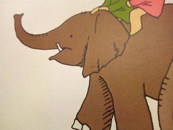 象さんだゾウ1