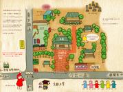 知恩寺境内マップ