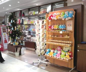 タカシマヤ大阪店ディスプレ