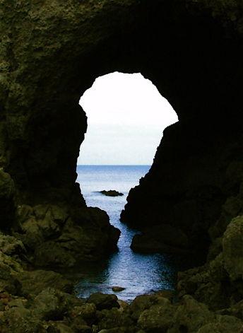 14淀の洞門