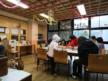 ひるね式美術教室201612