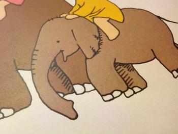 象さんだゾウ2