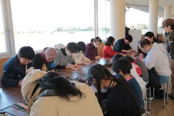 谷津干潟教室4