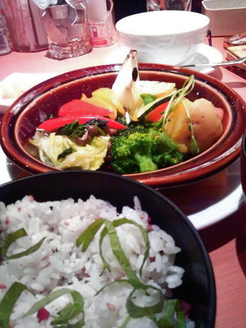 春野菜焼野菜
