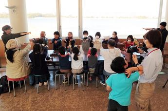 谷津干潟教室3