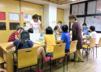ひるね式美術教室1409-5