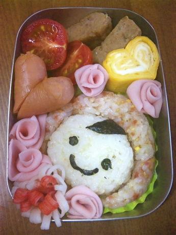 美桜ちゃんポンチャ弁当1