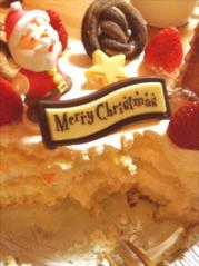 クリスマスケキ2