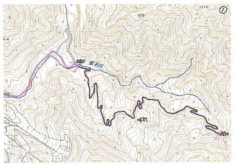 山形側ルートマップ