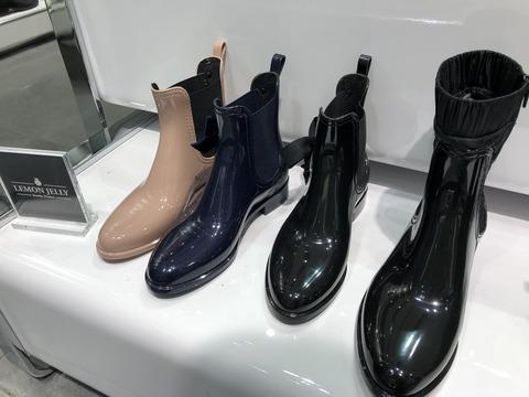 Rainshoes リボン付き