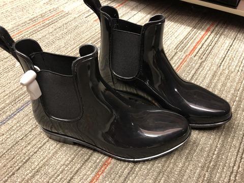 Rain shoes Payless