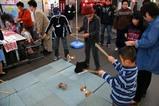 ひたち国際文化まつり台湾のコマ