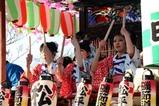 西金砂神社小祭礼09-3-20(8)松平町山車笠揃え