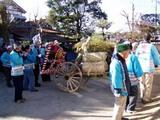 谷和原村西丸山祈祷囃子04-01-11