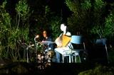 お月見の夕べ 琵琶の演奏061007