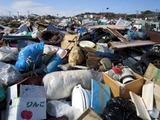 東日本大震災11-03-31久慈浜被害