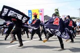 日立港秋の味覚祭り10-10-02(4B)久慈中ソーラン