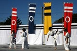 小栗判官祭08-12-07(5)空手演舞