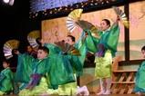 西塩子の回り舞台08-11-01創作舞踏