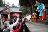 大前神社大御神楽11-11-27(6)大国主・事代主命・道化の舞