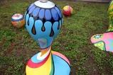 雨引観音の里と彫刻)06いしばしめぐみ
