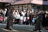 水戸八幡宮はねつき神事09-1-12(6)古式礼射
