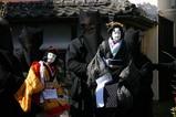 真壁のひなまつり09-02-08(2)真壁白井座傾城阿波の鳴門