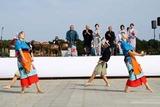 ひたち海浜公園オータムフェスティバル10-10-17磯節(3)網のし歌