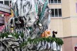 ひたち秋祭り郷土芸能大祭09-10-11(6b)日立風流物東町支部裏山