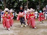 河井獅子舞1