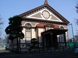 太田中学講堂
