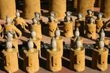 笠間桃宴陶の小径(2)やまざき陶苑