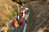 西金砂神社小祭礼09-3-21(5)和田祭場田楽