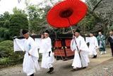 さ西連寺常行三昧会10-9-24(3)行列